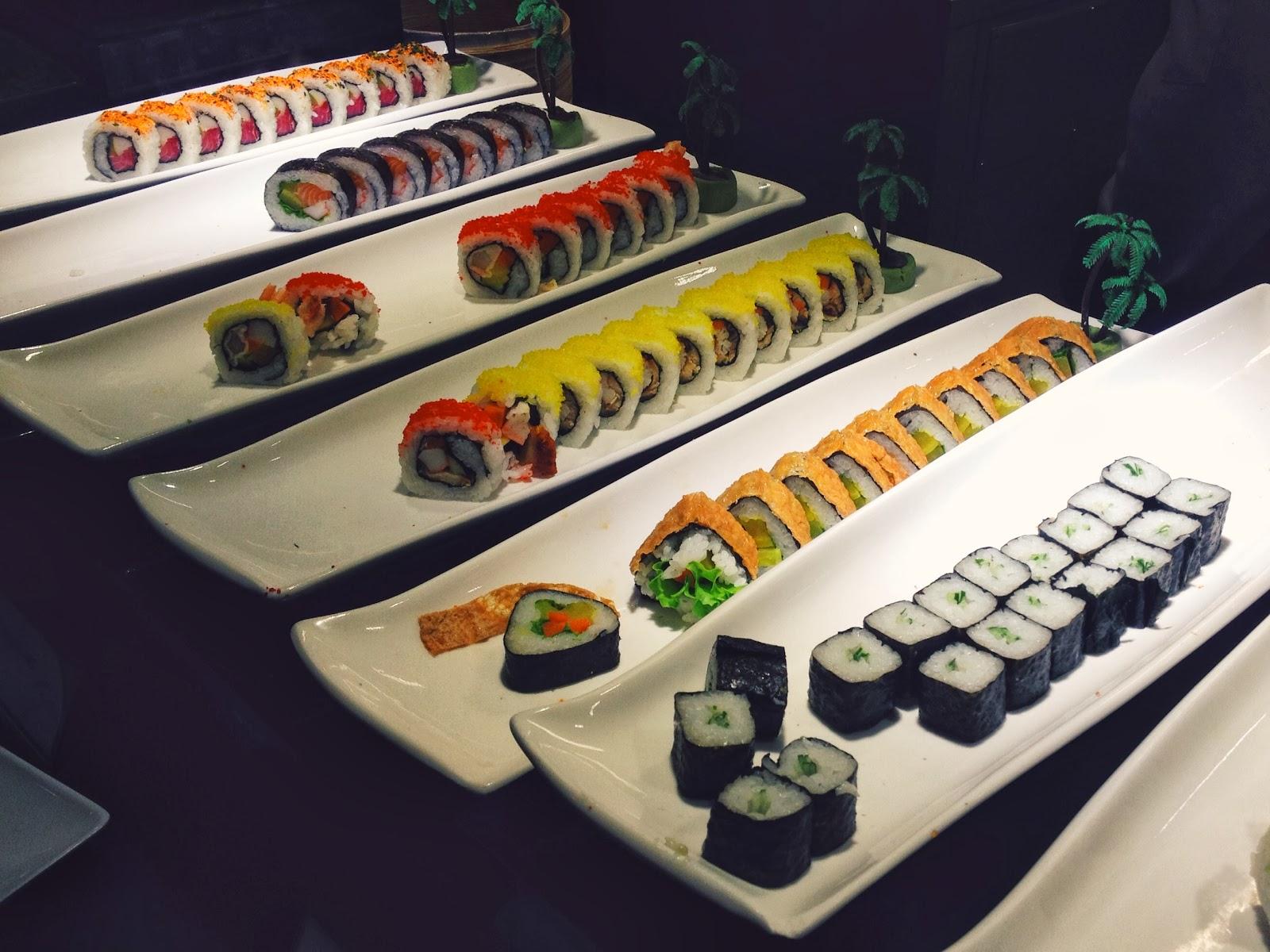 上閣屋 Jogoya Buffet Restaurant at Starhill Gallery, Kuala Lumpur, Malaysia