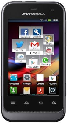 Motorola Defy Mini XT320 para México