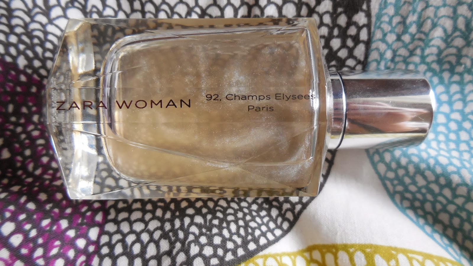 emilia grace love zara champs elysees perfume. Black Bedroom Furniture Sets. Home Design Ideas