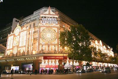 Viagem Natal em Paris 2013