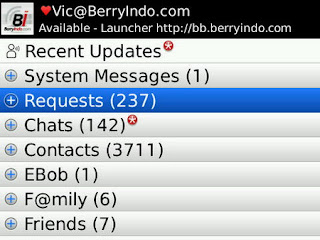 BlackBerry Messenger 2013