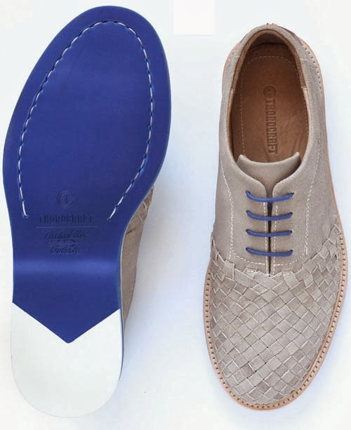 Mens shoes by Thorocraft