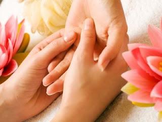 Penjagaan kulit tangan