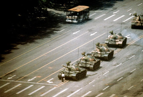 Ultimate Collection Of Rare Historical Photos. A Big Piece Of History (200 Pictures) - Tiananmen Square