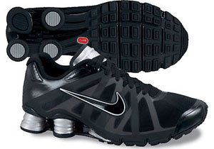 Nike Shox Roadster Running Shoes Men\u0027s Series. Made of synthetic, mesh  upper for breathable comfort, synthetic overlays and flywire midfoot panels  for ...