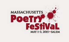 MASS POETRY FESTIVAL  May 1 to 3, 2015