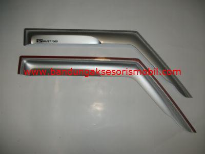 Talang Air Hijet 1000 Silver Mugen Depan