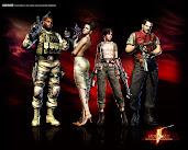 #50 Resident Evil Wallpaper