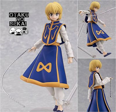 figma Kurapika Hunter x Hunter