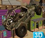 Buggy ile Akrobasi 3D