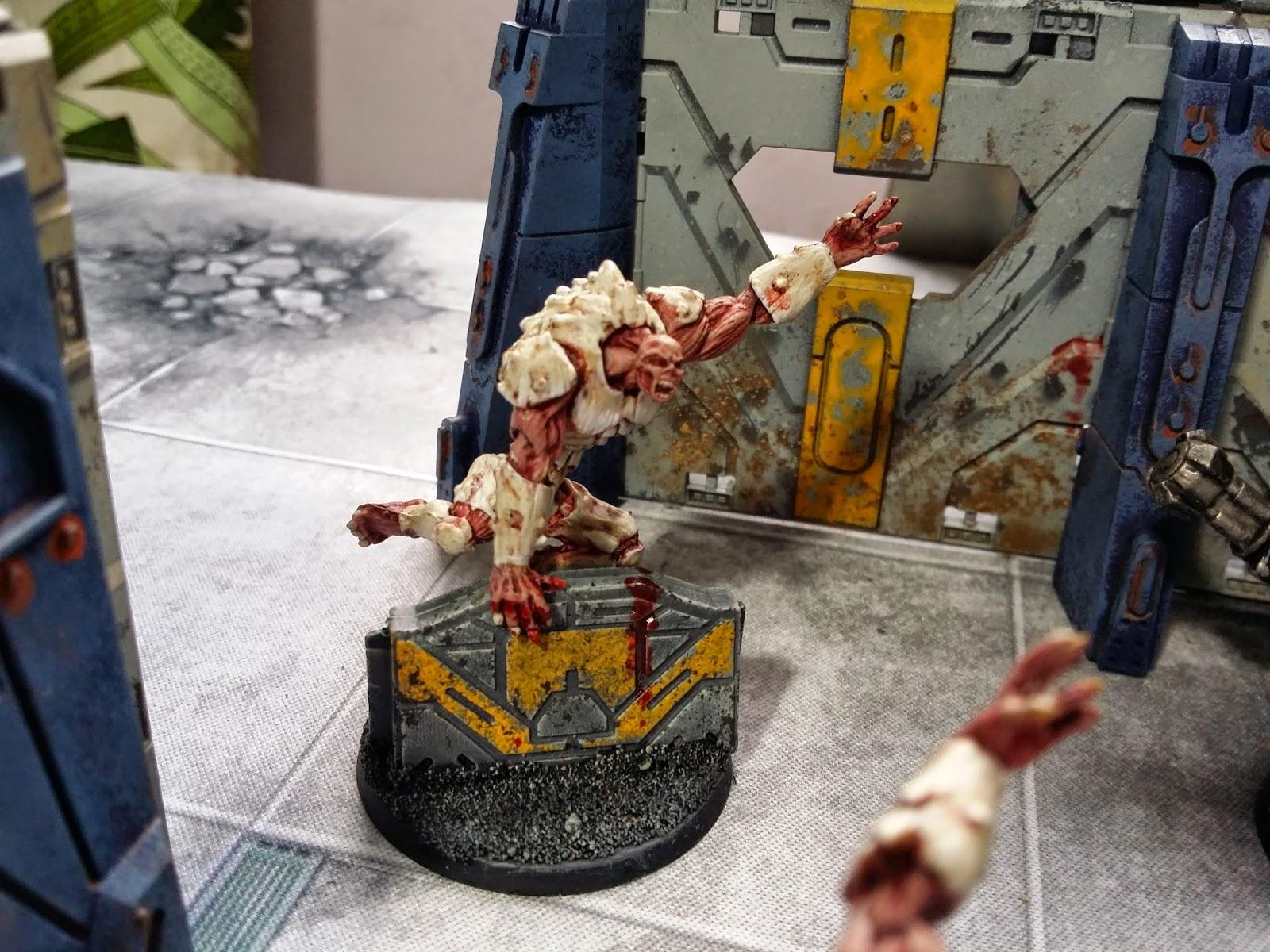 Mantic Deadzone Plague