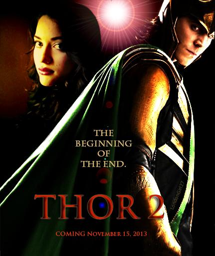 Thor 2 Loki