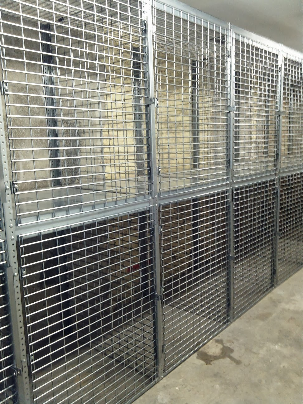 Data Center Cages in NJ | NJ Data Center Cages, Colocation Cages ...