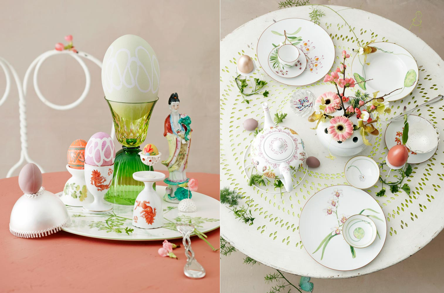 Easter Decor Easter In Color Crafts And Decor
