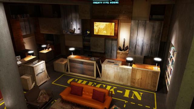 Revistas Decoracion Kiosco ~ Est?tica desenfadada Un muelle en mitad de la ciudad, 25Hours Hotel