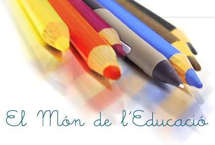 El món de l'educació...
