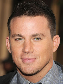 Channing Tatum releases the first image of his newborn daughter Everly