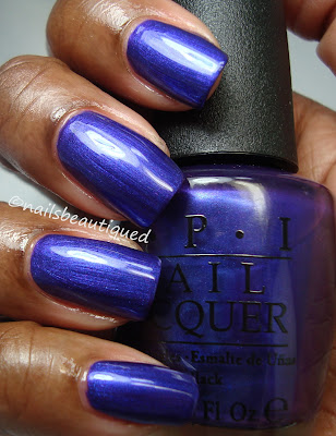 OPI Skyfall 007 Bond Collection