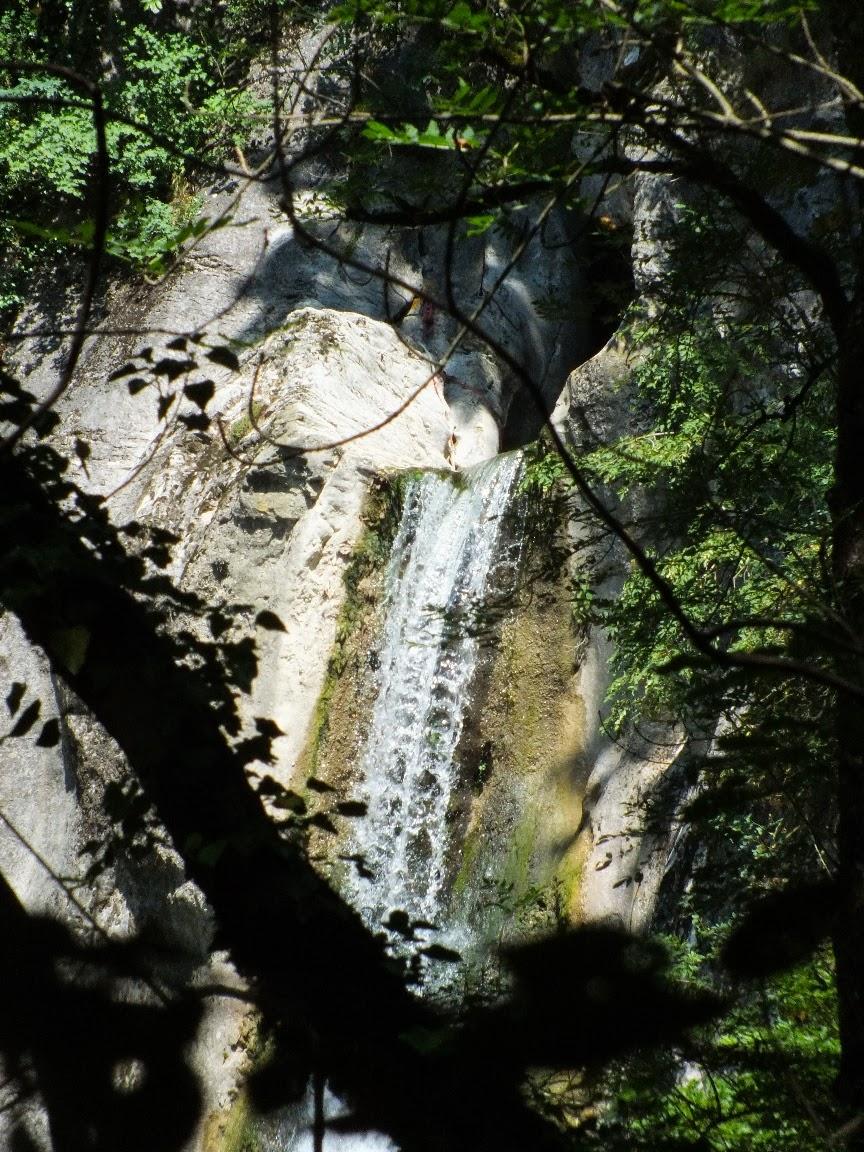 All wild pictures cascade de barbanaz chaumont haute for Zoo haute savoie