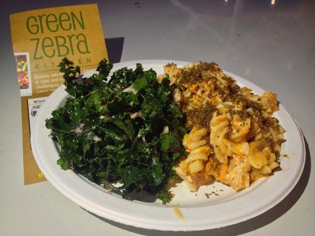 Green Zebra, gluten free vegan