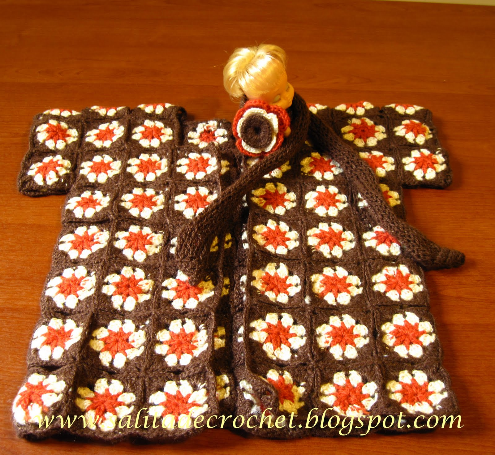 Salita de Crochet