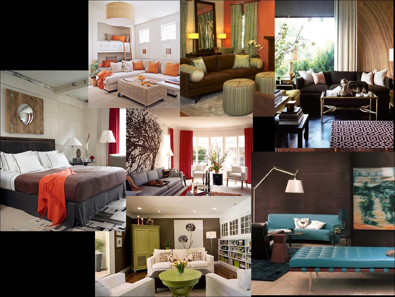 #A93622 dicas para usar sofá bege e marrom sem deixar a sala sem graça e  1376x1034 píxeis em Decoração De Sala De Estar Marrom E Vermelho