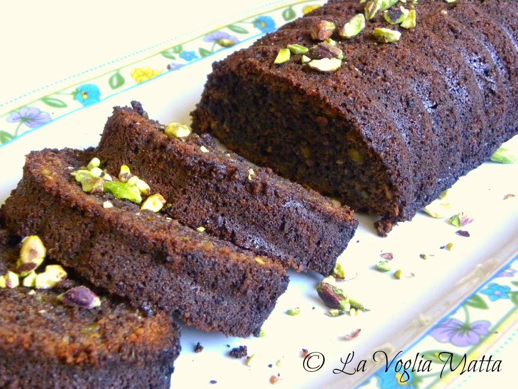 cake con wafer al cioccolato
