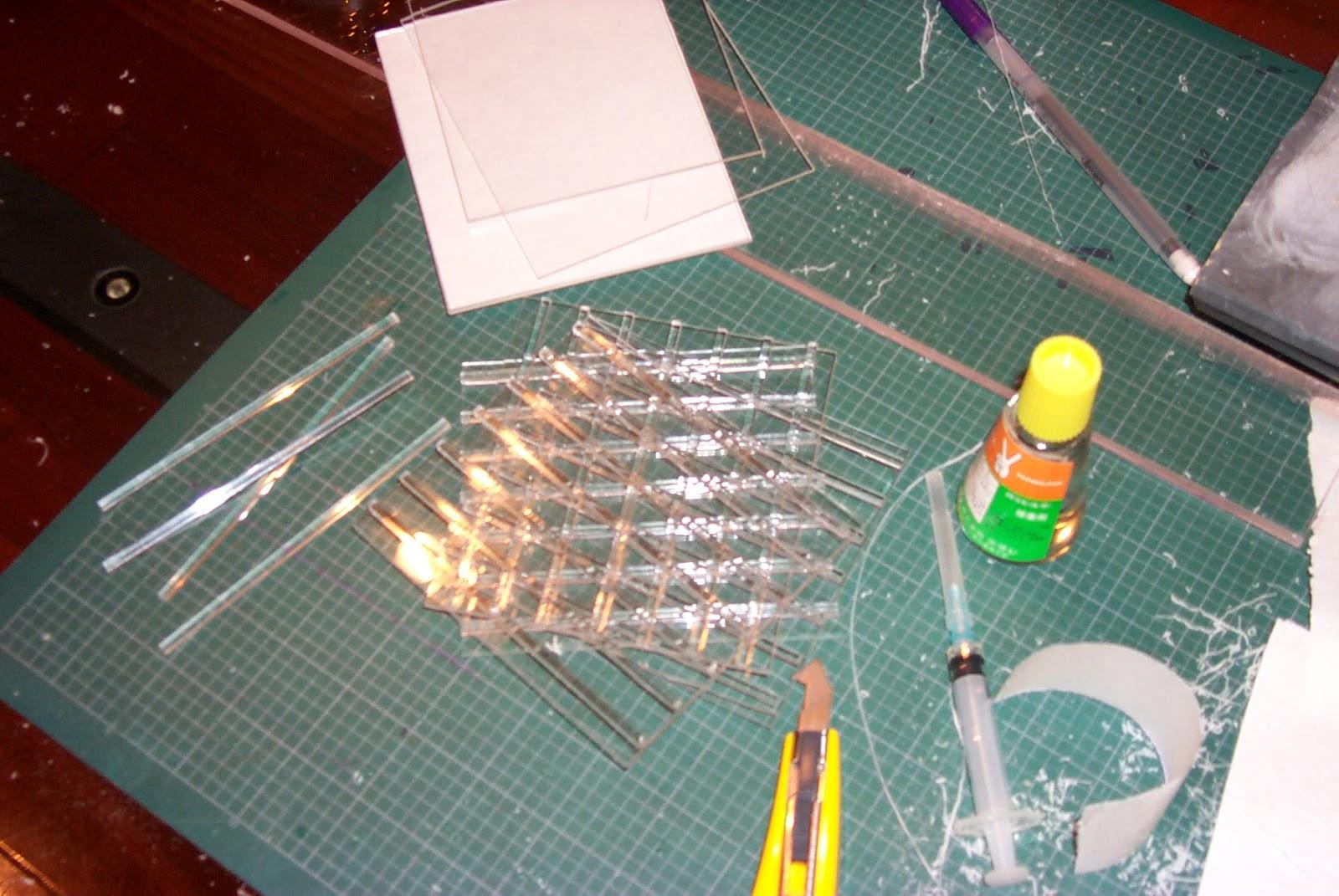 Sheet Film Washer Build Sheet Film Hanger Box