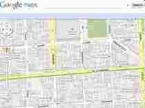 El tránsito de Buenos Aires en Google Maps
