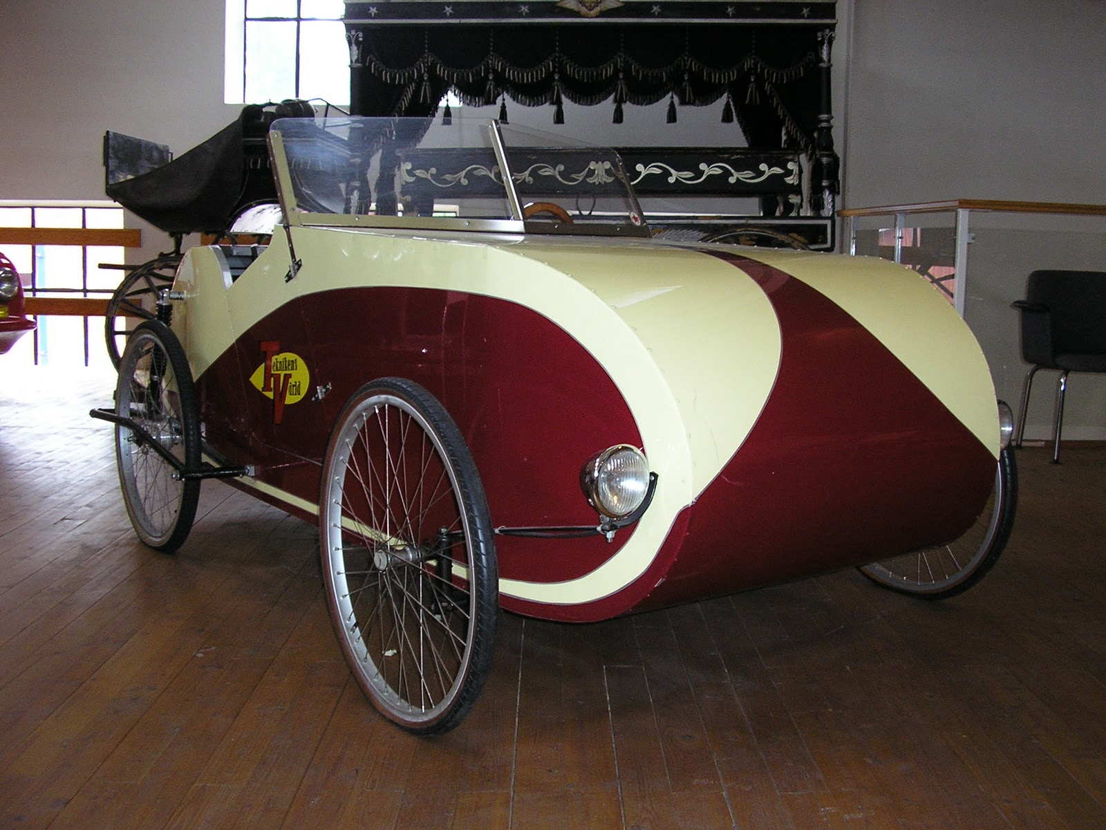 how to build a pedal car plans