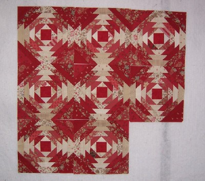 Quilting On Main Street Pineapple Quilt Block