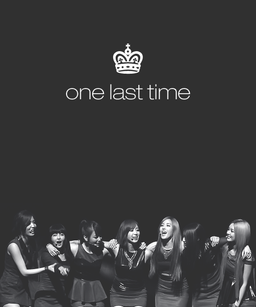 "T-ARA FANART PIC ""One Last Time"""