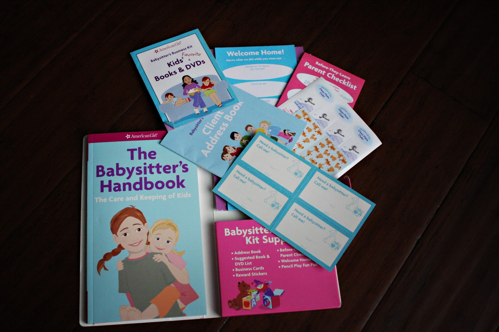 Make Your Own Business Cards American Girl Choice Image - Card ...