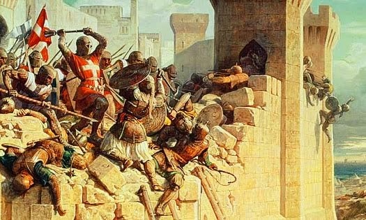 THE CRUSADES AND THE LATIN WEST