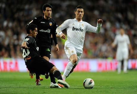 Hasil Pertandingan Real Madrid VS Valencia 0 - 0 Terbaru