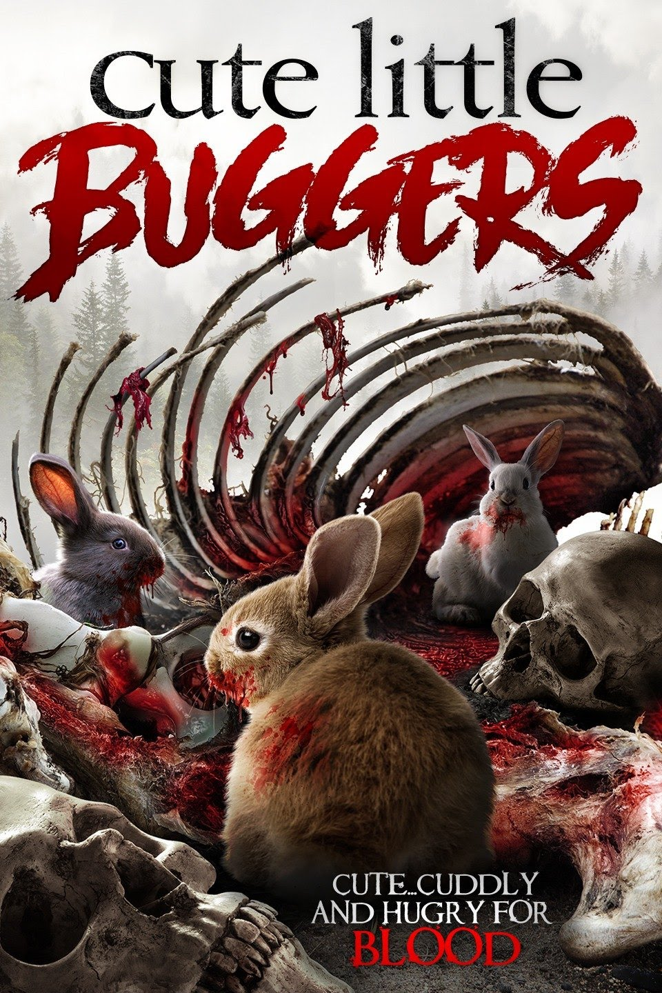 Cute Little Buggers (2017) Dual Audio 720p HDRip [Telugu + German] 850MB