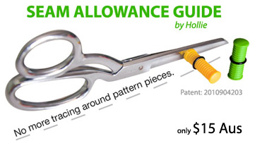 how to add seam allowance to a pattern