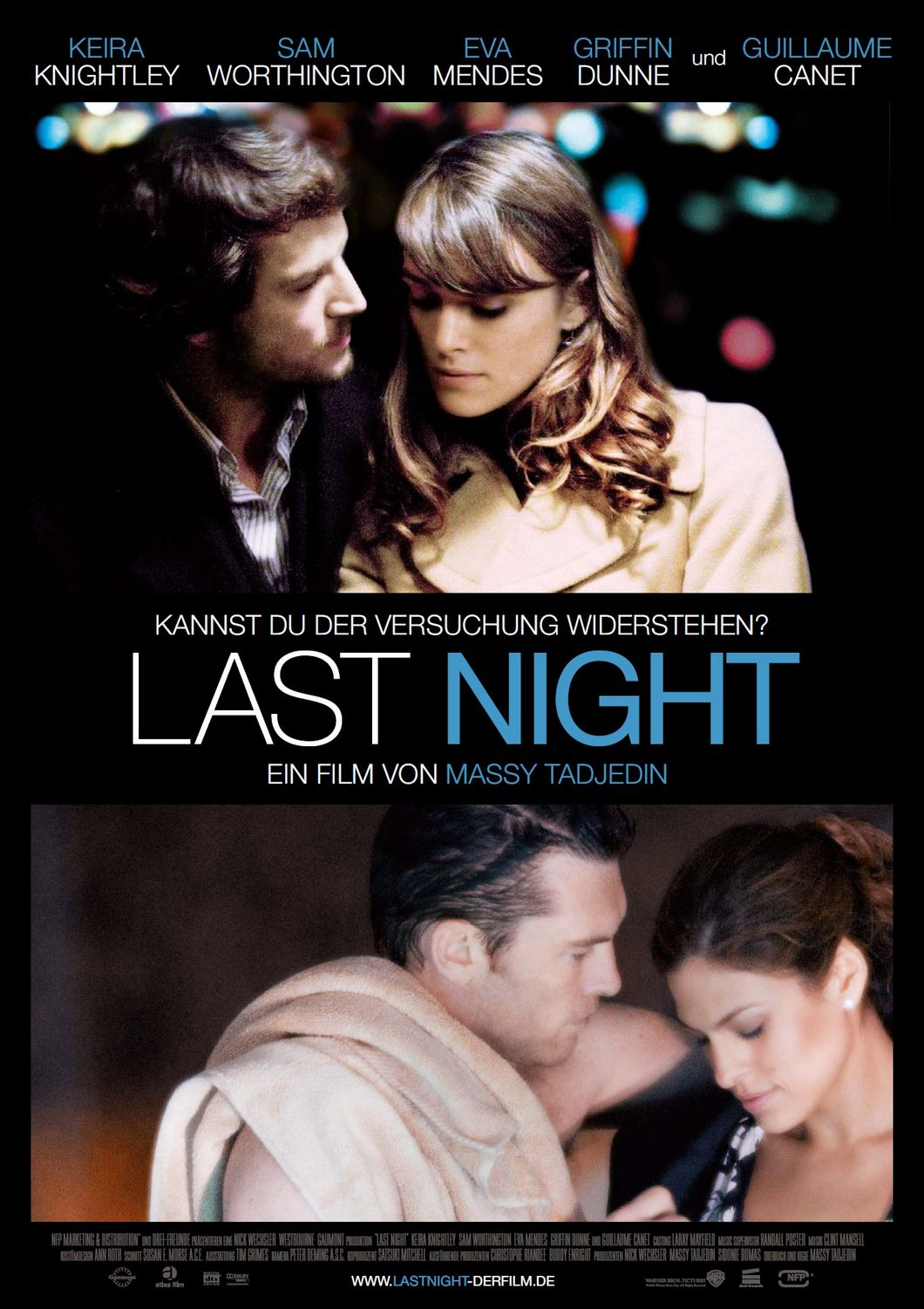 The Last Night movie