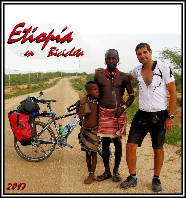 Etiopía e Bicicleta