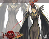 #4 Bayonetta Wallpaper