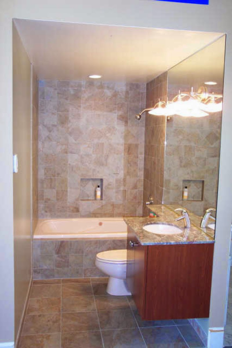 Small bathroom design ideas4 1 joy studio design gallery Small bathroom remodel tile