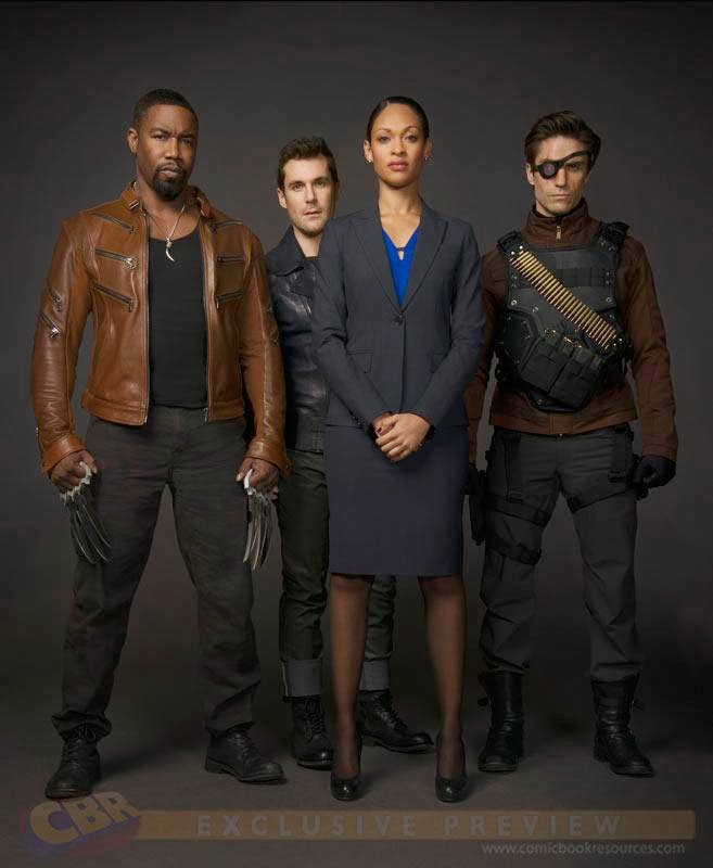 Escuadrón Suicida en Arrow , segunda temporada