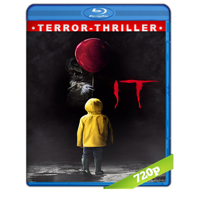 It (Eso) (2017) BRRip 720p Audio Trial Latino-Castellano-Ingles 5.1
