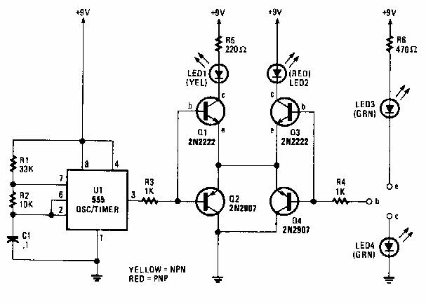 Transistor Tester on 1280 Charging Solution
