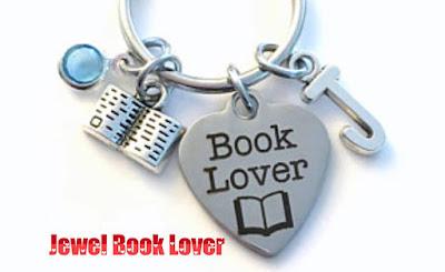 Jewel Book Lover