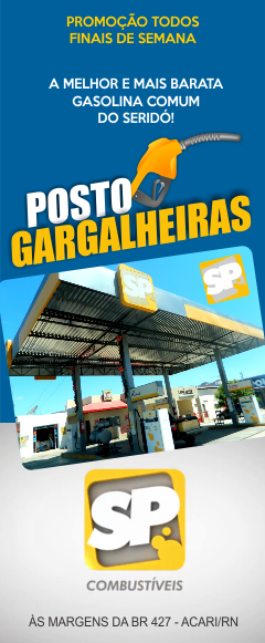 POSTO GARGALHEIRAS SP