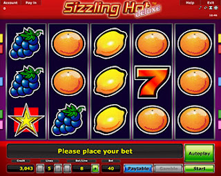 Sizzling Hot Stargames