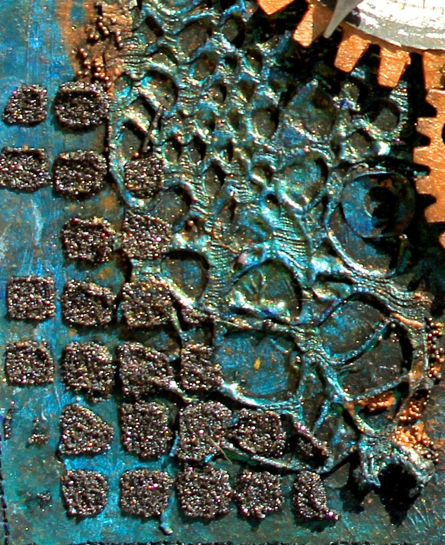 Scrapping On The Edge: Creating Texture - Finnabair Creative Team