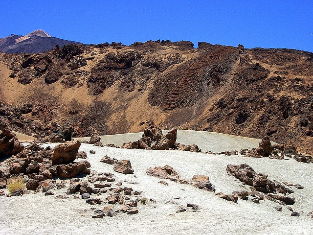 Volcanic Views – Mount Teide Tenerife