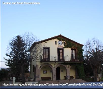 Torroella de fluvia torroella de fluvi en la web - Casa rural can salva ...